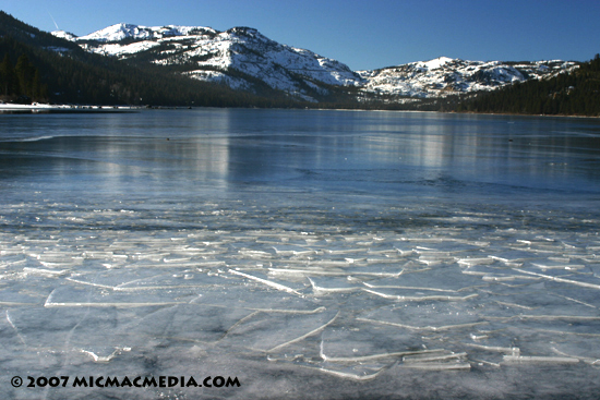 Nugget #102 C Donner lake frozen flakes1