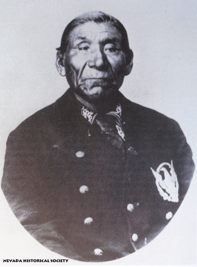 Nugget #108 C Chief Winnemucca