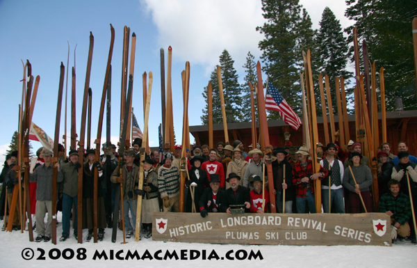 Nugget #135 F Ski Competitors lined up sized