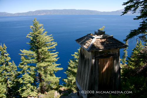 Nugget #149 C Rubicon Trail Lighthouse