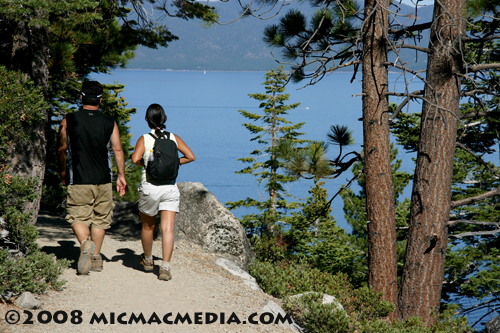 Nugget #149 D Rubicon trail couple view