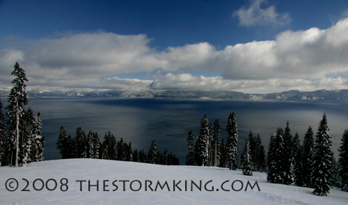 Nugget #158 F View of Tahoe from Homewood