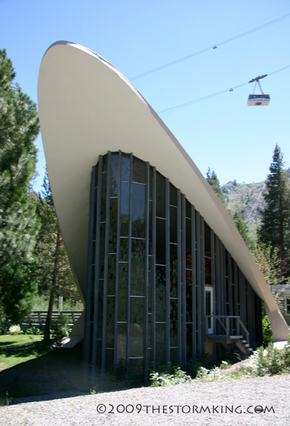 Nugget #165 Squaw Valley Chapel Tram