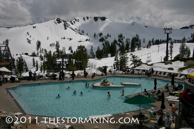 Nugget #207 Squaw Valley Pool 8200  Feet