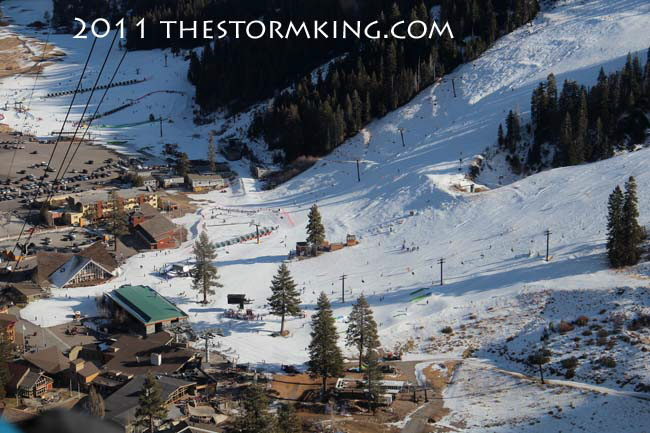 2 Nugget #219 Aerial Squaw  Village