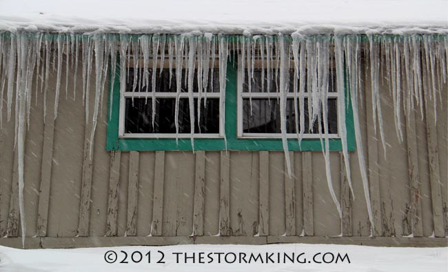 Nugget #225 Window Icicles