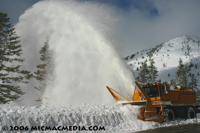 Nugget #36 Snowblower Mt. Rose 1-06