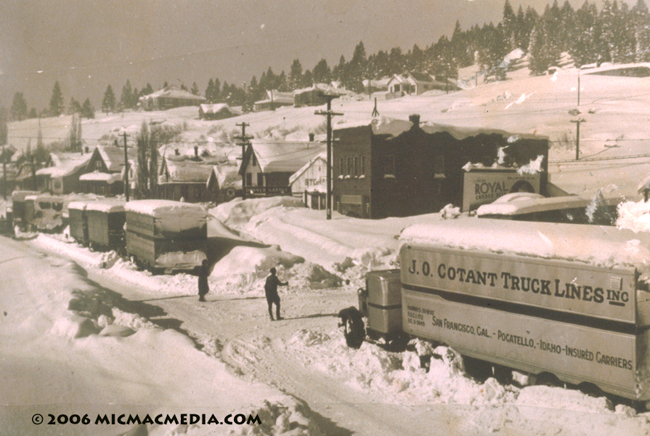 Nugget #53 B 1926 Truckee traffic snow002-01