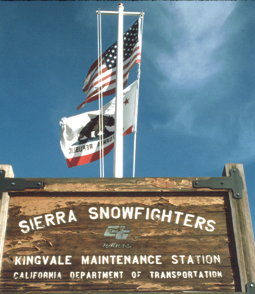 Nugget #53 C Sierra snowfighters sign 600
