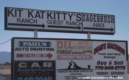 Nugget #82 B Kit Kat Ranch