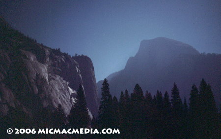 Nugget #90 B Half dome clear moonlight000-01